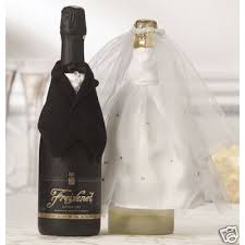 wine bottle wraps reception decorations and groom bottle wraps