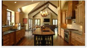kitchen fabulous open kitchen design open space kitchen and
