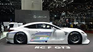 lexus rc build lexus to build le mans gt racecar for 2016 auto moto japan bullet