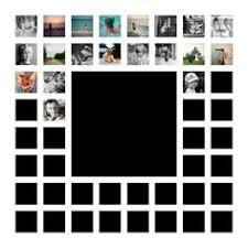 colorblock album template for miller u0027s lab or by sarahdobbins