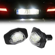 brake and light certificate top quality error free e mark ce certificate led license plate light