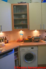 waschmaschine in küche kerstins speisekammer juli 2014