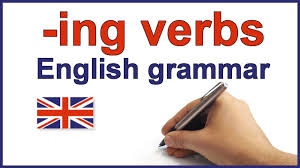 ing verbs english lesson and exercises ing forms spelling rules