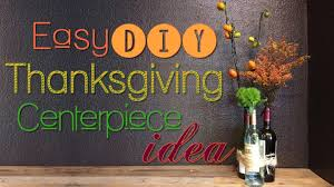 thanksgiving centerpiece and easy diy