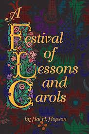 a festival of lessons and carols satb chora j w pepper sheet