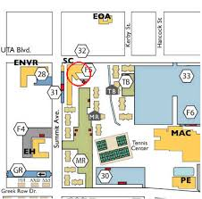 The Office Us Floor Plan Contact Us Advising U003e Ut Arlington Study Abroad