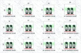 dimensions of a 2 car garage average size 2 car garage average 2 car garage dimensions garage has