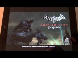batman arkham city lockdown apk how to new for free batman arkham city lockdown