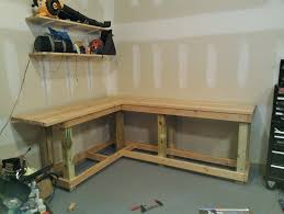 garage work bench plans bench decoration garage workbench design garage work bench plans