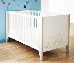 chambre coucher b b pas cher lit ourson blanc evolutif pour pas cher chambre design bebe barreaux