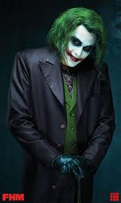 Dark Knight Joker Halloween Costume Emraan Hashmi U0027s Avatars From The Dark Knight U0026 Breaking Bad Will