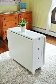 table escamotable dans meuble de cuisine table de cuisine escamotable meuble avec table rabattable meuble