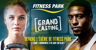 fitness park siege social deviens l égérie de fitness park