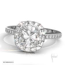 cushion cut diamond engagement rings cushion cut engagement rings by bez ambar