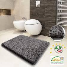 5 Piece Bathroom Rug Sets bed u0026 bath modern bathroom with white wall hanging toilet and