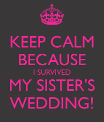 i survived my s wedding keep calm because i survived my s wedding poster siti
