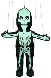 string puppet skeleton glow in the marionette string puppet