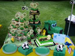 deere baby shower our deere turns two happiest on the block