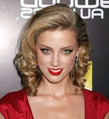 mid length blonde hairstyles vintage amber hairdos for blonde shoulder length hairstyles
