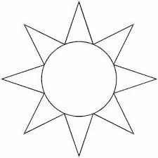 Coloring Page Sun Sun Sketch Coloring Page by Coloring Page Sun