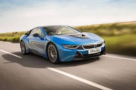 bmw i8 car bmw i8 by car magazine