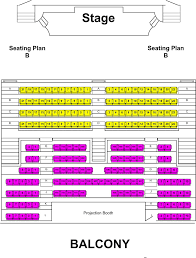 seating chart state theatre of bay city