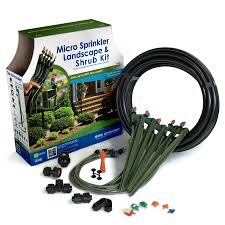 shop drip irrigation kits at lowes com