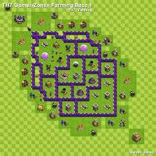 layout design th7 kumpulan layouts coc th 7 poko e isine android
