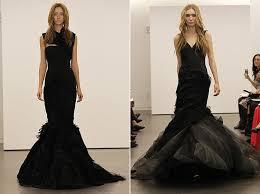 Vera Wang Wedding Latest Bridal Wear Trends Vera Wang Black Wedding Dresses