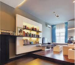 apartment living room interior design with concept photo 3163