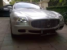 maserati 2007 maserati quattroporte 4 2 v8 2007 silver u2013 bisaboy com