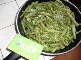 cuisine haricot vert haricots verts au beurre d escargot claudine o