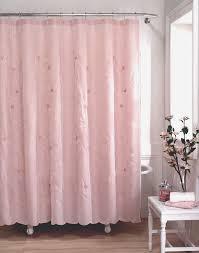winning pink bathroom curtains best shower ideas on showers window