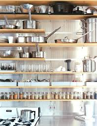kitchen cabinets shelves ideas rustic kitchen shelving ideas thelodge club