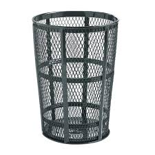 trash can outdoor storage wicker trash can outdoor archtecgroupjpg