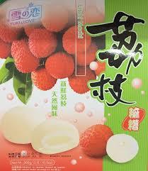 lychee fruit inside 2 x 10 5 yuki u0026 love japanese rice cake mochi litchi lychee