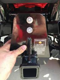 2015 rubicon rear bumper u0026 tow hitch honda foreman forums