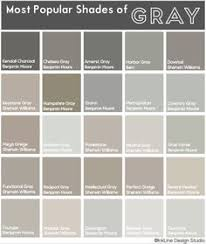Shades Of Gray Fascinating 10 Shades Of Gray Paint Design Decoration Of Best 25
