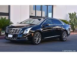 cadillac cts limo used 2014 cadillac xts limousine sedan limo fontana california