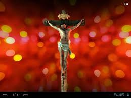 jesus christ 3d live wallpaper free animated mobile app youtube