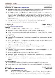 contract consultant cover letter