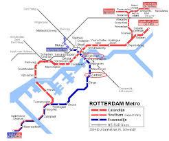 rotterdam netherlands metro map 100 best rotterdam my city images on
