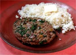 cuisiner steak haché steak haché echalote
