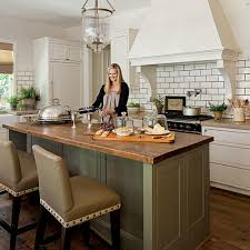kitchen island colors stylish kitchen island ideas southern living
