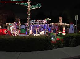 Fantasy Of Lights Los Gatos Best Christmas Lights And Holiday Displays In Santa Clara Santa