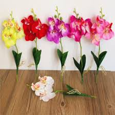 Fake Orchids Discount Artificial Orchids Leaves 2017 Artificial Orchids