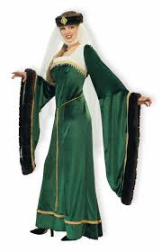 designer noble lady medieval costume candy apple costumes