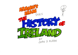 irish history in 6 minutes manny man does the history of ireland
