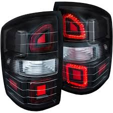 2014 ram 1500 tail lights 311238 black led g2 tail lights