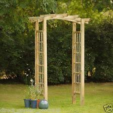 wedding arch ebay uk garden archway garden arches garden arch buying guide